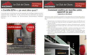 Exemple Club de clients