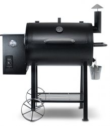 Barbecue aux granules Pit Boss