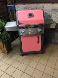 Barbecue Rogue 425 – Édition Pink Lady Maçonnex
